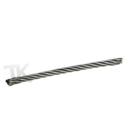 Câble acier 316L - 3mm