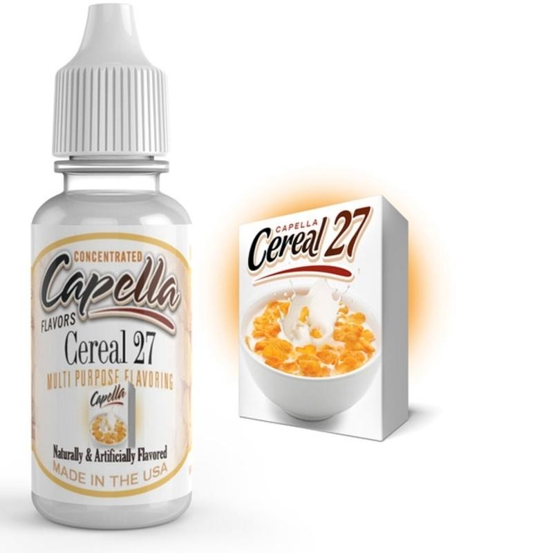 Cereal 27- CAPELLA