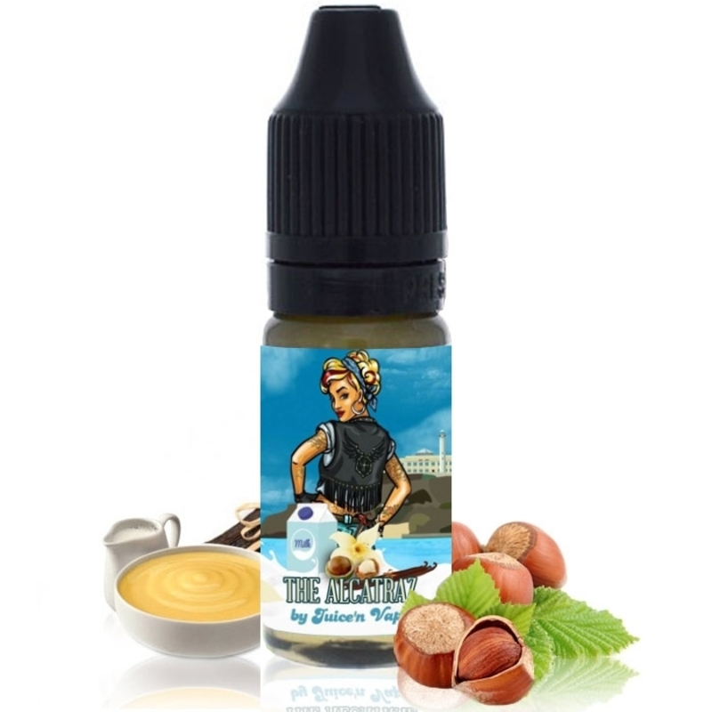 The Alcatraz - Juice N Vape