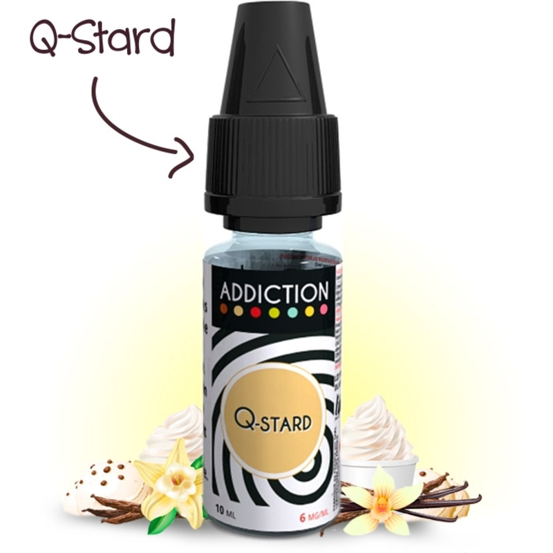 Q-Stard 30ml - Addiction