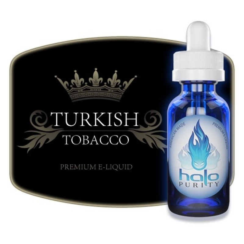 Halo TURKISH TOBACCO - 30 ml