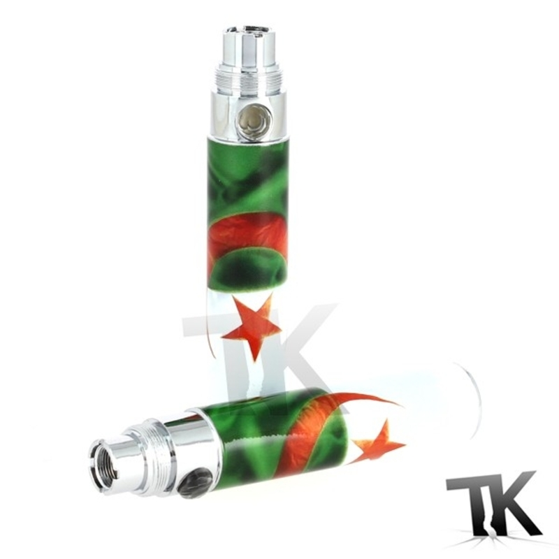 Batterie eGo T - Flag