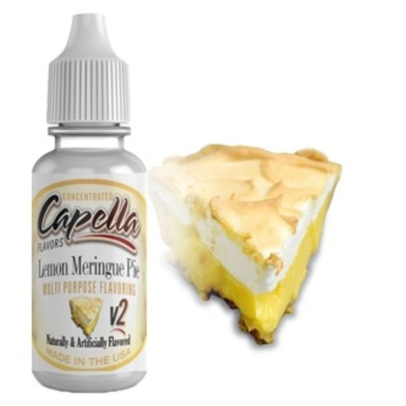 Lemon Meringue Pie V2 - CAPELLA