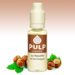 La Noisette et sa Coque 10ml - Pulp