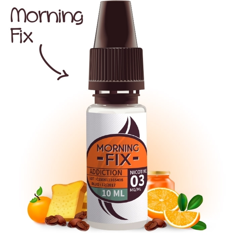Morning Fix - Addiction