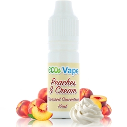Peaches and Cream - Eco Vape