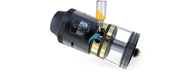 Remplissage iJoy Combo RDTA