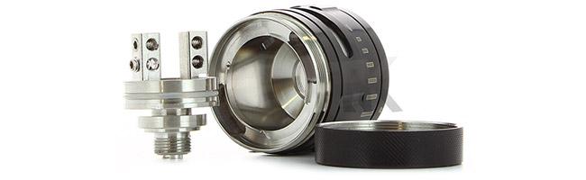 Plateau velocity XL Aromamizer RDTA Suprême SC202 par Steam Crave