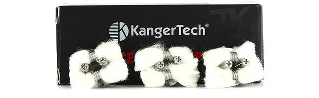 Résistance Drip Coil pour DripBox Kanger