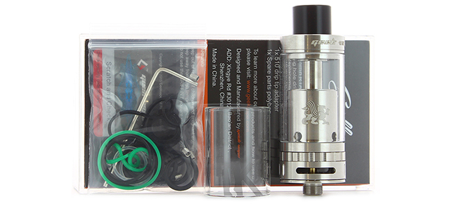 Pack Griffin RTA Geek Vape