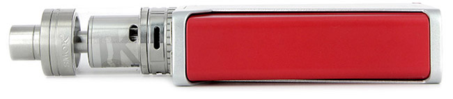 Box H-Priv 220W TC associée au TFV4 par SMOK