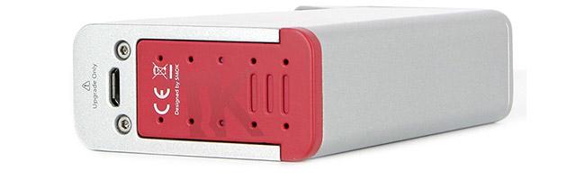 Prise Micro USB de mise-à-jour