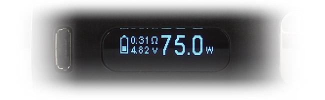 Ecran OLED Eleaf iStick Pico 75W TC