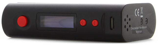 Recharge USB Kbox 200W TC  par Kangertech