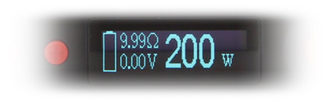 Ecran OLED Kbox 200W TC par Kangertech