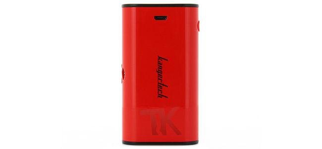 Batterie integree Kbox 70W TC par Kanger