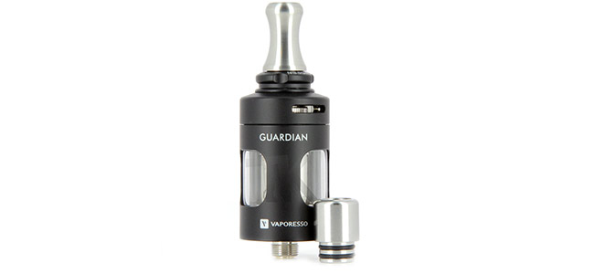 2 Drip Tips pour 2 tirages Guardian cCELL Vaporesso