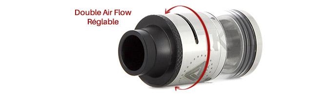 Double airflow réglable Limitless RDTA