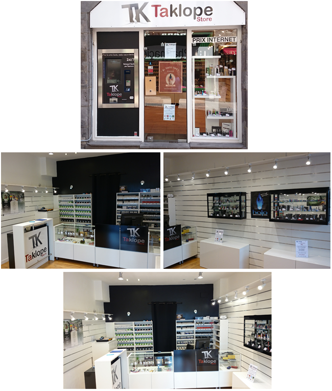 Taklope Store Clermont Ferrand Taklope