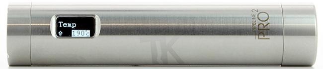 controle temperature pipeline pro 2