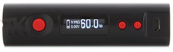 Kit Topbox Nano TC 60W Par Kanger