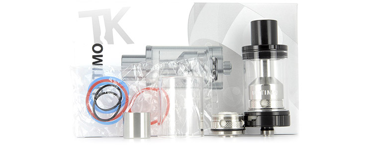 Clearomiseur Joyetech Ultimo Atomizer