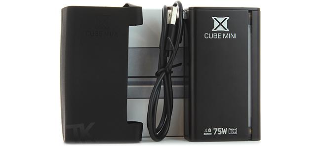 Contenu pack Box X Cube Mini par Smoktech