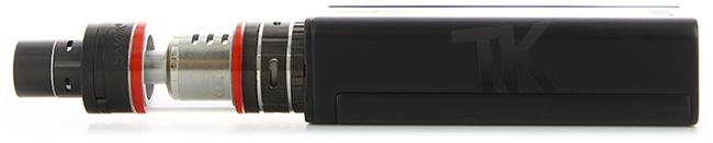 Box X Cube Mini par Smoktech associee au TFV4 Mini