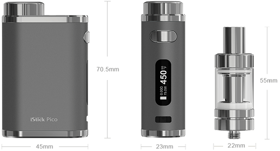 Kit iStick Pico TC Eleaf