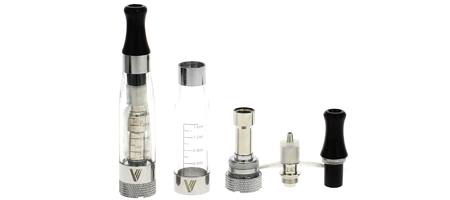 stardust v3 crystal clearomizer