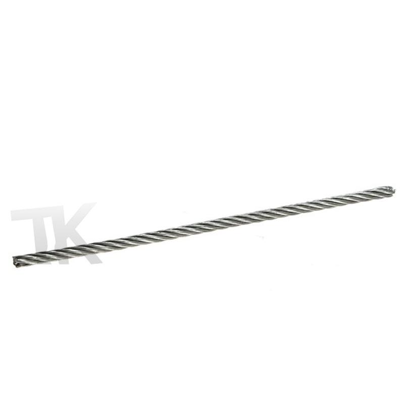 Câble acier 316L - 1.5mm