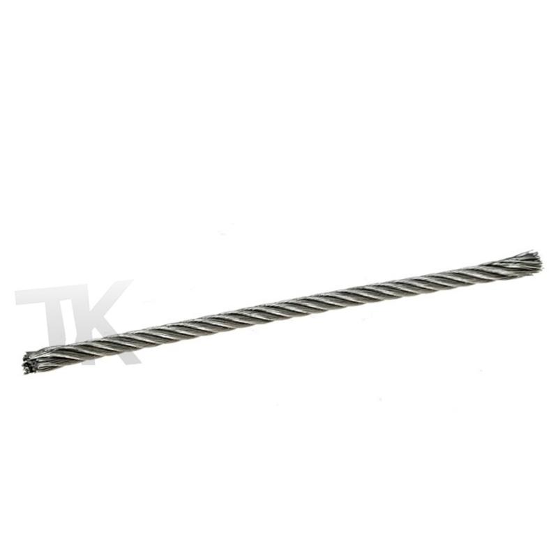 Câble acier 316L - 2mm