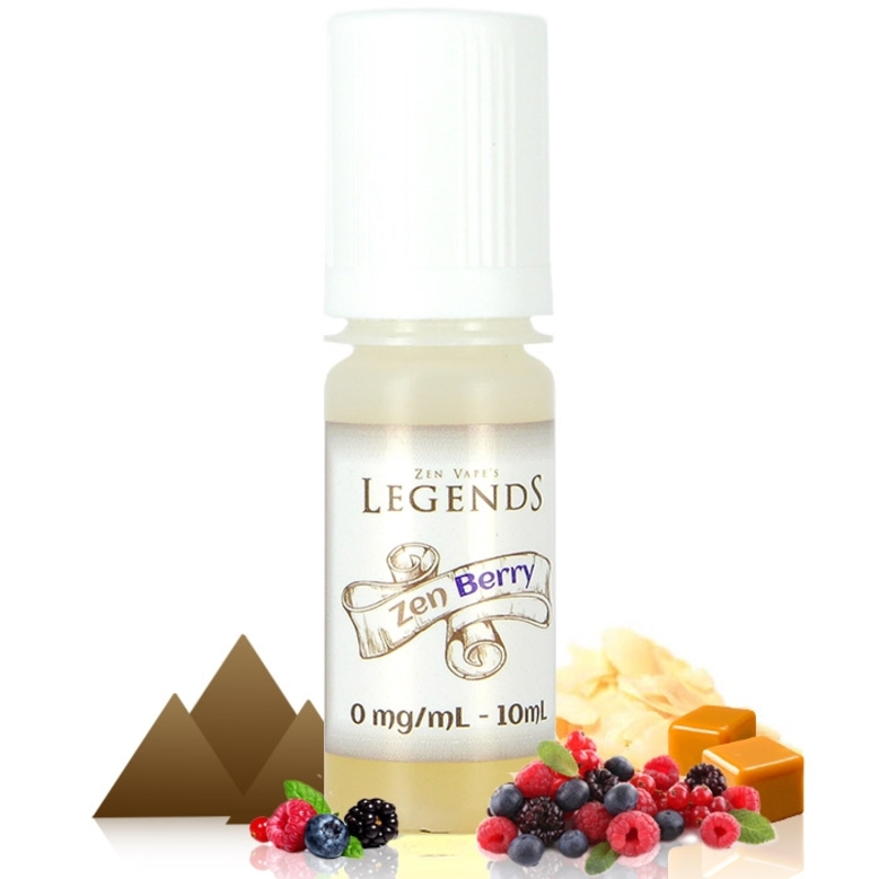 ZenBerry Blend 10ml - Legends