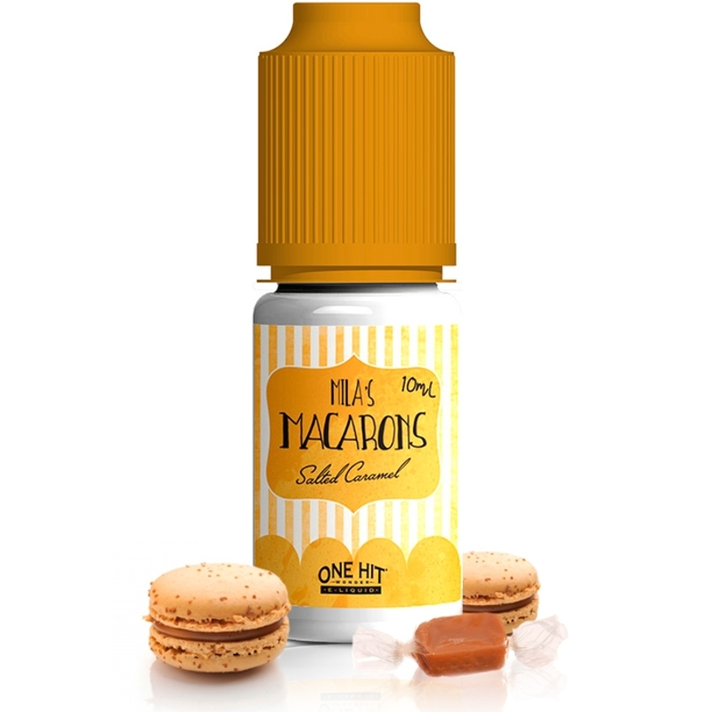 Salted Caramel Mila's Macaron - One Hit Wonder