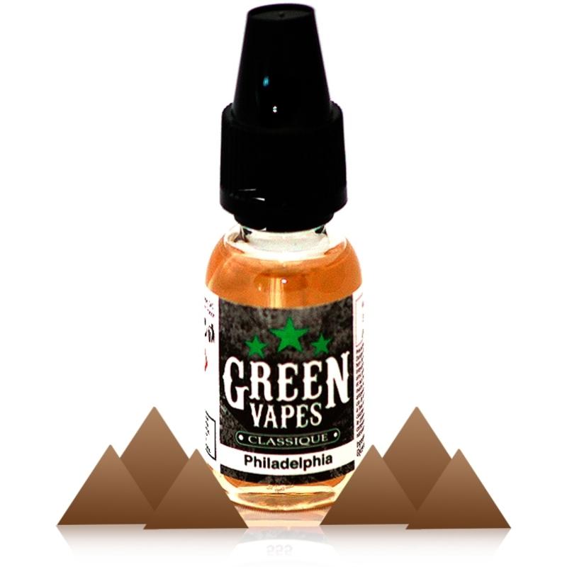 Philadelphia - Green Vapes