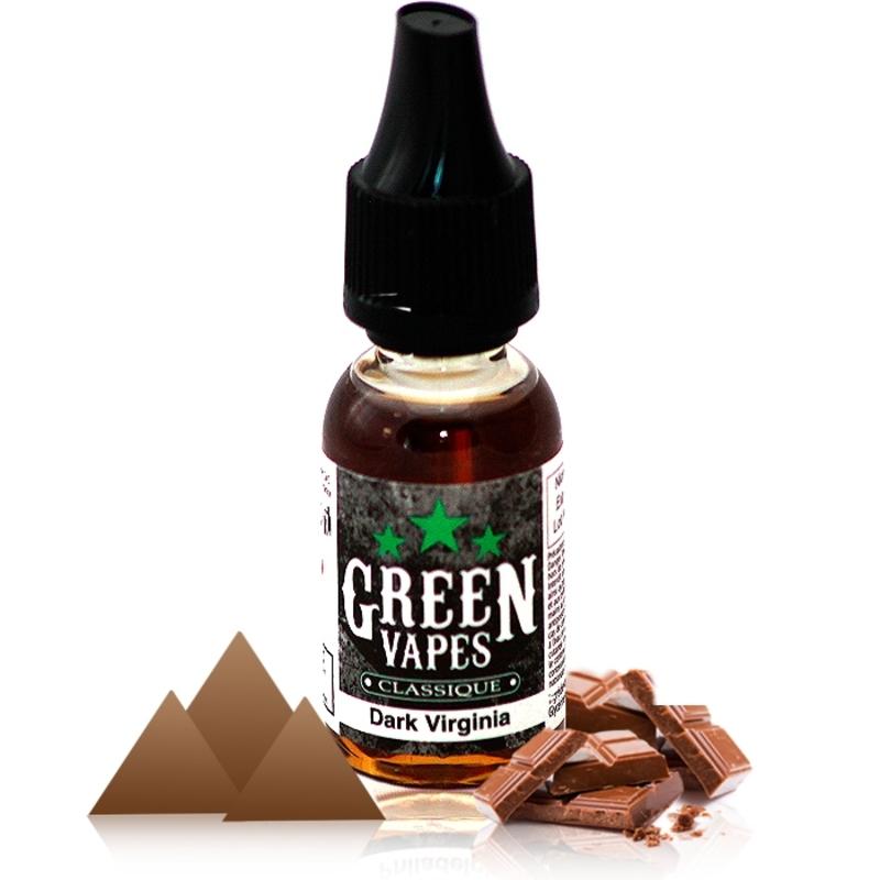Dark Virginia - Green Vapes