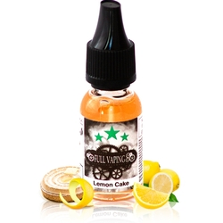 Lemon Cake FV - Green Vapes