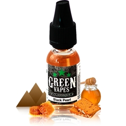 Black Pearl - Green Vapes