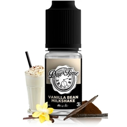 Vanilla Bean Milkshake - Due Time