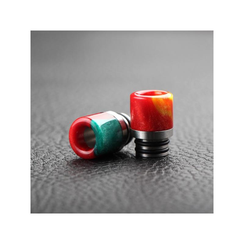 drip tip effet r sine drip tip cigarette electronique drip tip couleur taklope. Black Bedroom Furniture Sets. Home Design Ideas