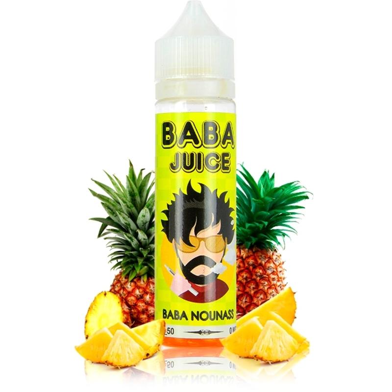 Baba Nounass - Baba Juice