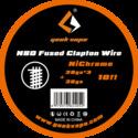 N80 Fused Clapton Wire - Geek Vape