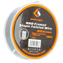 N80 Framed Staple Twisted Wire - Geek Vape