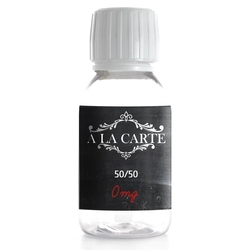 Base 50/50 115ml - ALC