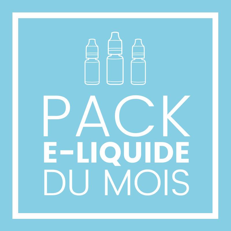 Pack eliquide