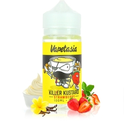 Strawberry Killer Kustard - Vapetasia