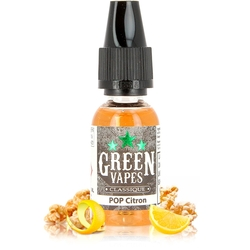 Pop Citron - Green Vapes