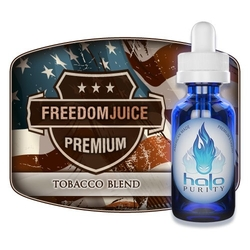 Pack de 30ml Freedom Juice - Halo