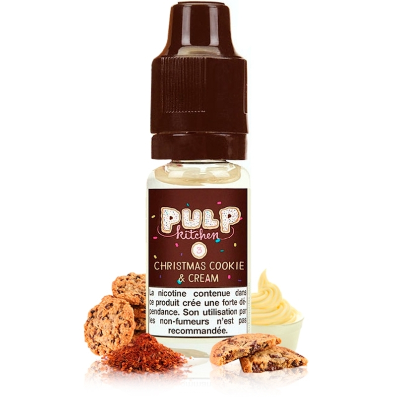 Christmas Cookie & Cream - Pulp