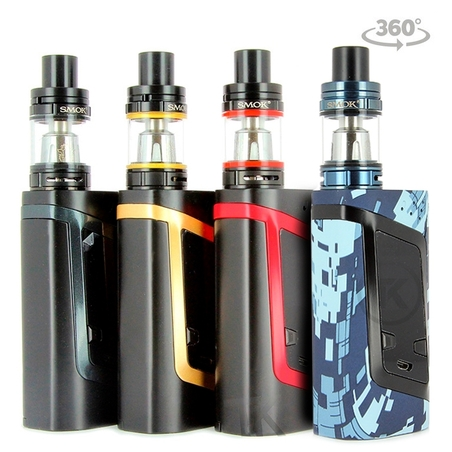 Kit Alien 220 TFV8 Baby- SMOK